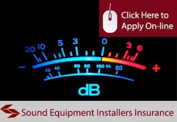 Sound Equipment Installers Liability Insurance