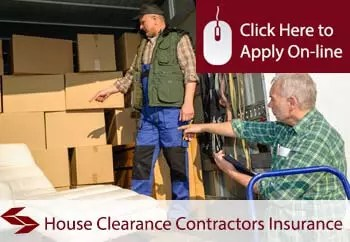 house clearance contractors motor insurance