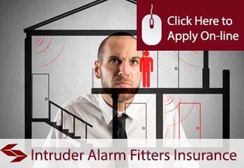 intruder alarm fitters insurance