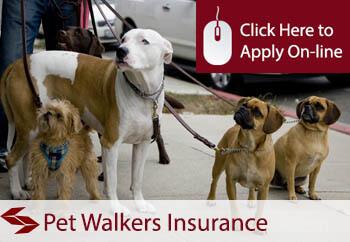 Pet Walkers Employers Liability Insurance