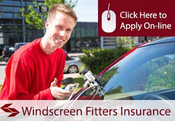 self employed windscreen fitters liability insurance
