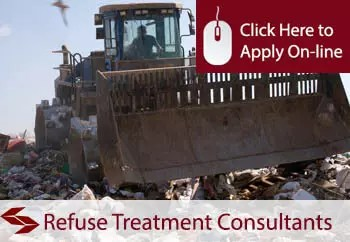 self employed refuse treatment consultants liability insurance