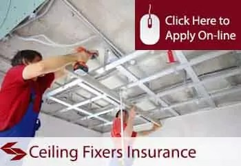Ceiling Fixers Employers Liability Insurance