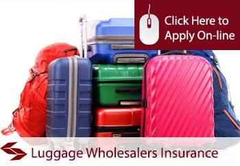 luggage wholesaler insurance