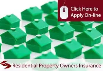residential property owners insurance