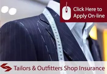 Tailor And Outfitter Shop Insurance