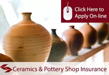 Ceramics And Pottery Shop Insurance