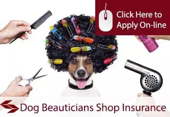 Dog Beautician Shop Insurance