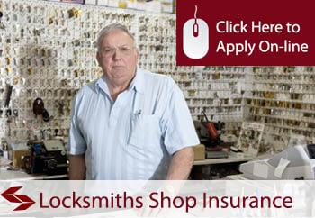 Locksmiths Shop Insurance