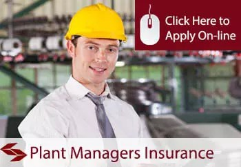 Plant Managers Employers Liability Insurance