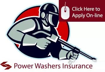 Power Washers Liability Insurance
