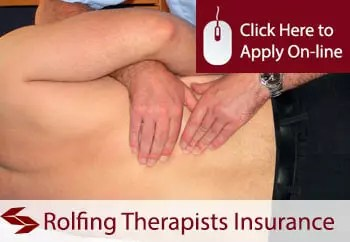 Rolfing Therapists Employers Liability Insurance