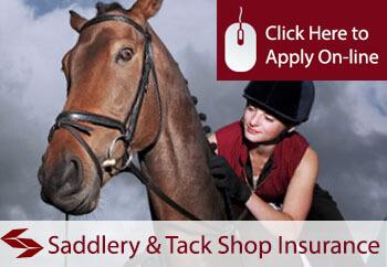 Saddlery And Tack Shop Insurance