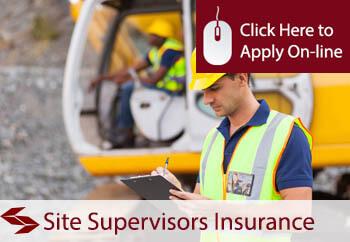 Site Supervisors Public Liability Insurance