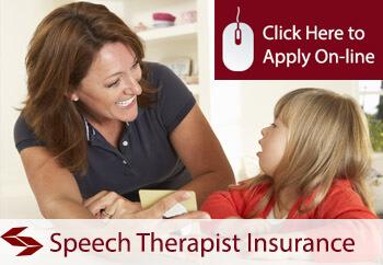 Self Employed Speech Therapists Liability Insurance