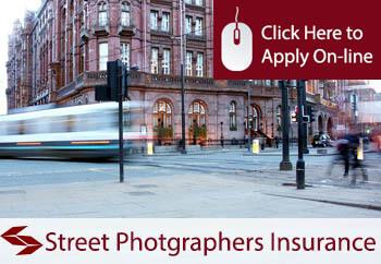 Street Photographer Employers Liability Insurance