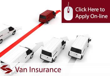 Volkswagen Trafic SH29 dci 115 Quickshift van insurance