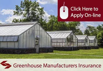 greenhouse manufacturers liability insurance