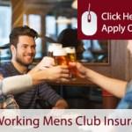 Working Men's Clubs Insurance