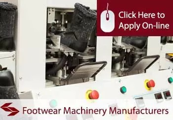footwear machinery manufacturers commercial combined insurance