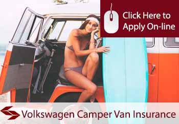 Volkswagen Golf camper van insurance