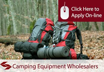 camping equipment wholesalers insurance