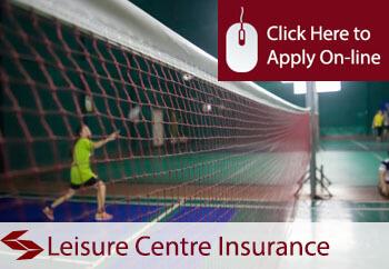 leisure centre insurance