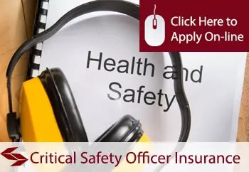 critical safety officer insurance