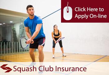 squash club insurance