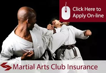 martial arts clubs commercial combined insurance