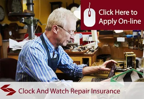clock and watch repair insurance