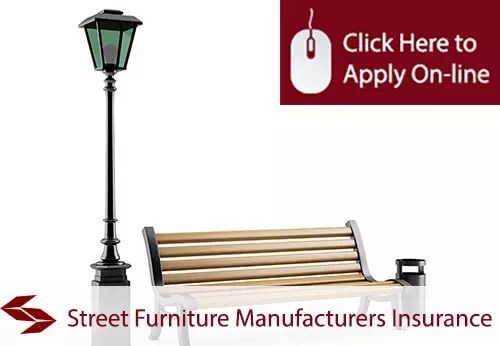 street furniture manufacturers insurance