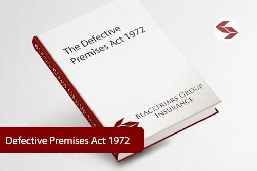 defective premises act 1972
