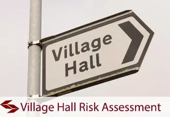 Village Halls Risk Assessment Template