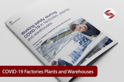 covid19 factories plants warehouses