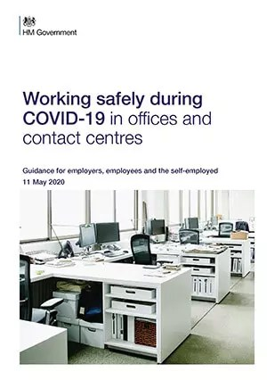 working safely in offices