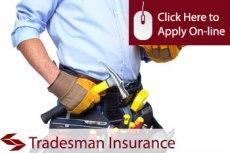 bathroom installers tradesman insurance