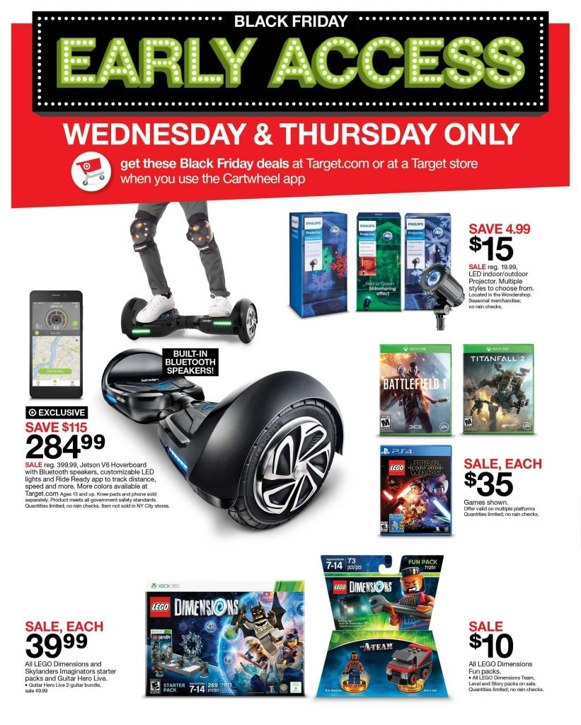 Target Black Friday 2016 Ad - BlackFridays.com