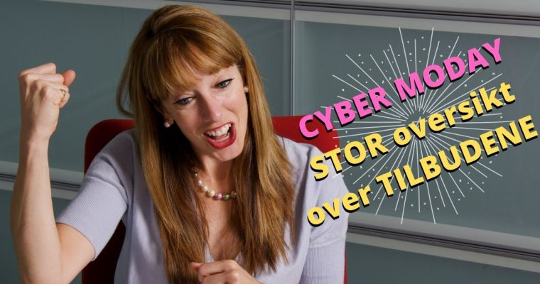 Cyber Monday – Stor oversikt over alle tilbudene