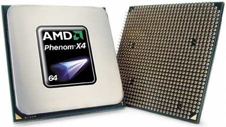 Illustration AMD Phenom