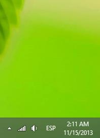 Watermark Windows 8 désactivé