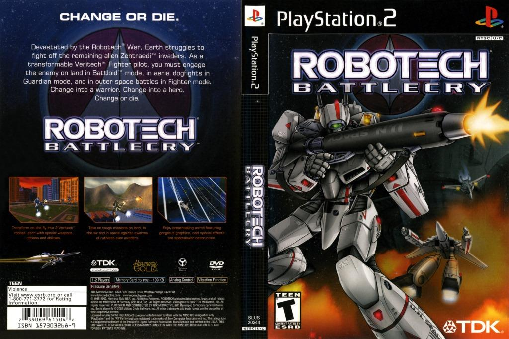 Black Gate  Articles  Art of the Genre Robotech Anime