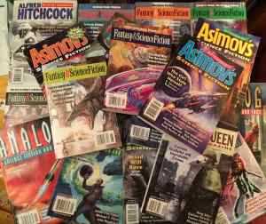 Image result for genre fiction magazines