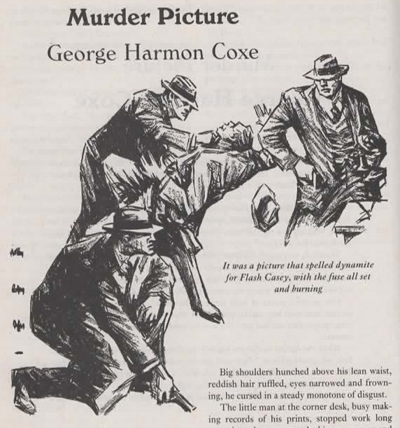 Black Gate » Articles » With a (Black) Gat: George Harmon Coxe