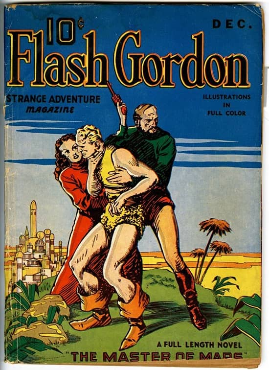 Windy City Pulp and Paper Flash Gordon Glenn Lord-small
