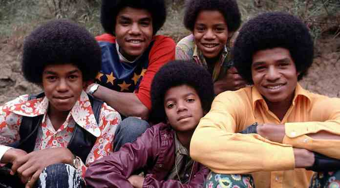 Jackson Five Afro
