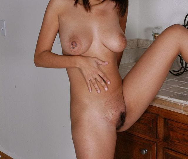 Naked Busty Black Teen Coed Girl