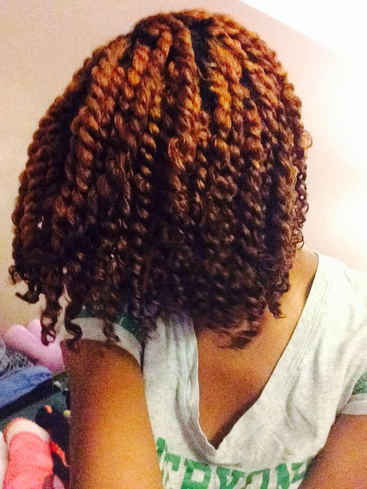12 Loose Two Strand Twists Styles that Will Make You Swoon Gallery  Black Hair Information