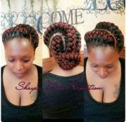 examples of goddess braids