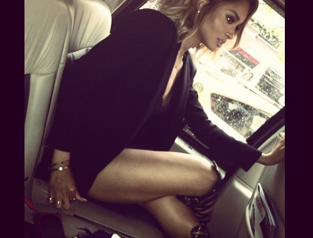 "Ciara's New Haircut, Style, And Video ""Body Party"